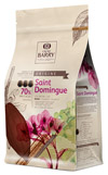 Cacao Barry Saint Dominigue 70% 2,5 kg